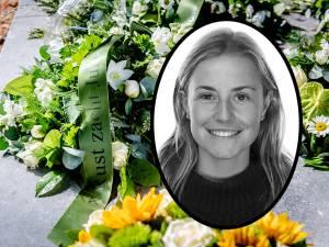 """Funérailles de Julie Van Espen: """"Repose en paix, mon rayon de soleil"""""""
