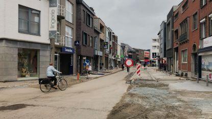 Wegenwerken in centrum liggen drie weken stil door bouwverlof