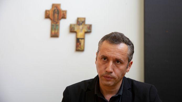 Roberto Alvim, minister van Cultuur.