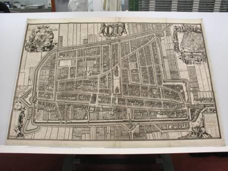 Delft krijgt landkaart van mozaïeksteentjes