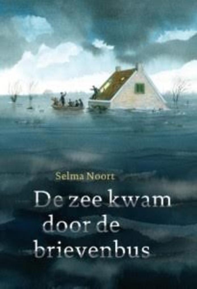 Omslag van het boek De zee kwam door de brievenbus.
