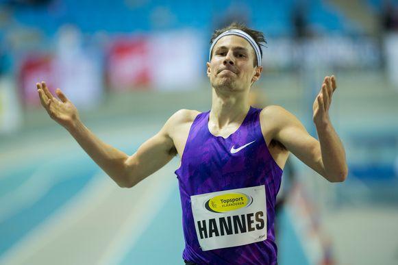 Pieter-Jan Hannes.