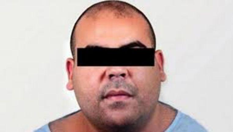 Naoufal 'Noffel' F. Beeld Politie