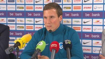 """Hannes Wolf officieel voorgesteld als nieuwe coach van RC Genk: """"Deze club past bij mijn persoonlijkheid"""""""