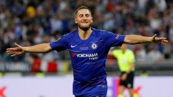 """Hazard neemt met twee goals en assist afscheid door grote poort: """"Tijd voor nieuwe uitdaging"""""""