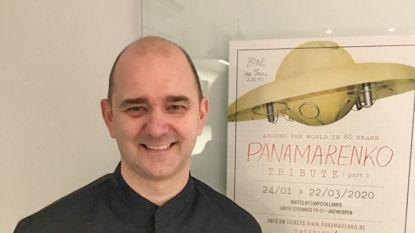 """""""Eerbetoon aan Panamarenko"""": chocolatier Nick Wauters maakt 'Pana-praline' voor Tribute-tentoonstelling"""