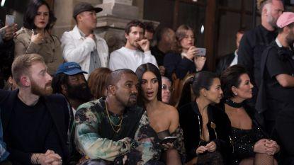 Kim Kardashian voor het eerst sinds overval terug in Parijs