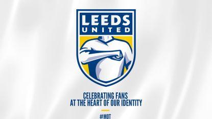 Leeds United ontsluiert na zes maanden research het nieuwe clubembleem... maar fans haten het