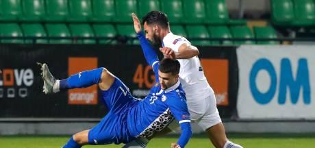 RKC Waalwijk mist drie buitenspelers tegen Heerenveen