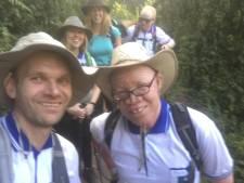 Steun vanuit Witte Huis voor Kilimanjaro-beklimmers uit Gemert