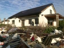 Des tonnes de déchets déversés chez une infirmière à Leeuw-Saint-Pierre