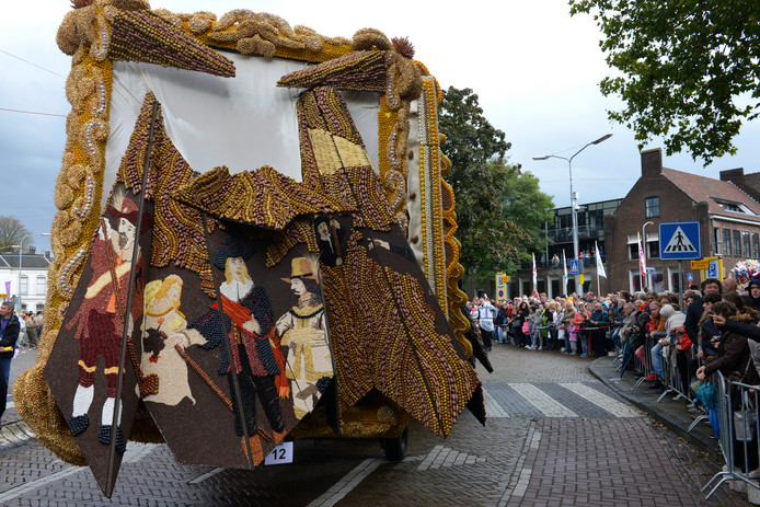 Tiel Fruitcorso Foto William Hoogteyling