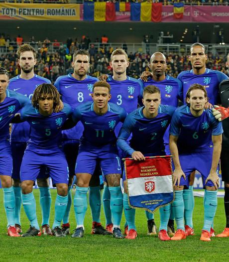 Oranje klimt ondanks oefenzeges niet op FIFA-ranking