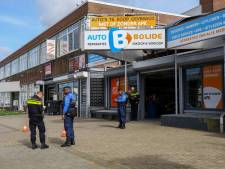 Rotterdamse autogarage overvallen