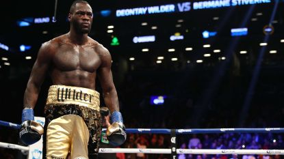 """Ongeslagen Wilder daagt Joshua opnieuw uit: """"Ik zal naar je achtertuin komen. Ik ben beste zwaargewicht ter wereld"""""""