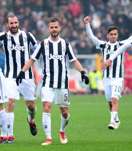 Juventus te sterk voor Torino in Derby della Mole
