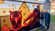 Nutscabines brengen kleur in straatbeeld
