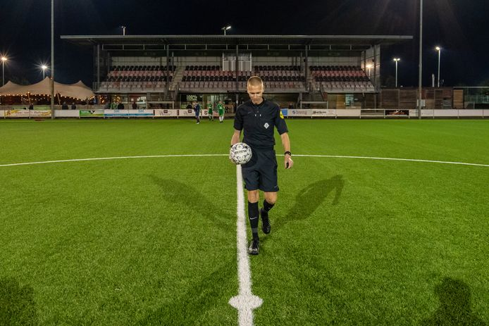 Afgelopen donderdag was de eerste wedstrijd zonder publiek: SC Bemmel-MASV in 1E.