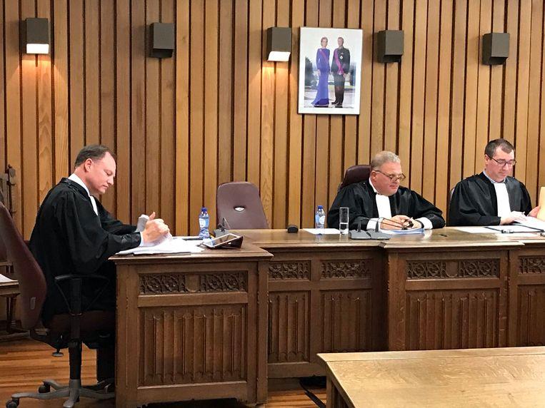 De man werd veroordeeld in de politierechtbank van Veurne.