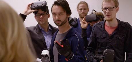 Documentaire van Daan Willekens uit Eindhoven toont de lange weg naar succes voor start-up Manus VR