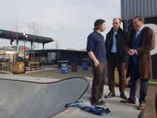 Breda toont sportinitiatieven aan minister