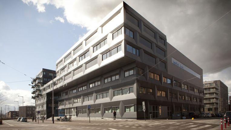Het IJburg College Beeld Floris Lok