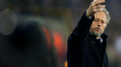 """Preud'homme: """"Ik heb nooit over de titel gesproken, deze match bewijst dat het nog te vroeg is voor ons"""""""