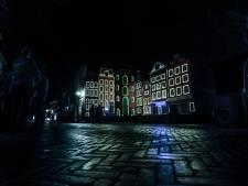 Muzikaal lichtspektakel in Bredevoort