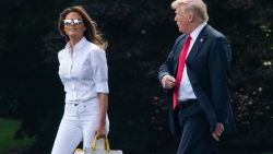 """""""Melania telt elke minuut tot Trump weg is uit het Witte Huis, zodat ze kan scheiden van hem"""""""