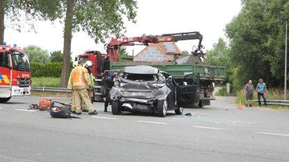 Meisje (4) nog steeds kritiek na zwaar verkeersongeval