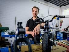 Al 40 gehandicapte kinderen kunnen fietsen dankzij Mathijs uit Borne: 'Dat geeft een kick'
