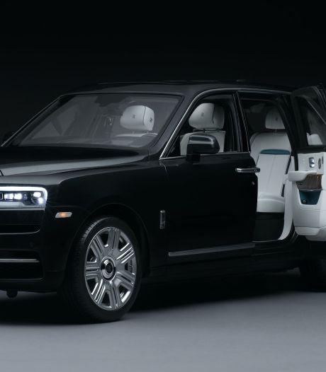 Cette Rolls-Royce miniature est plus chère qu'une vraie voiture