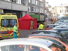 69-jarige Hagenaar overleden bij aanrijding met vrachtwagen op Badhuiskade in Scheveningen