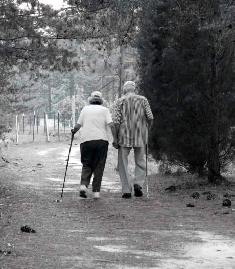 Mariés depuis 71 ans, ils meurent à 12 heures d'intervalle