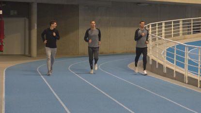 """Belgische atleten, waaronder de broers Borlée, trainen in afgesloten trainingscentrum: """"De onzekerheid is het moeilijkste"""""""