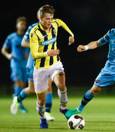 Vitesse laat Calor gaan naar Cambuur