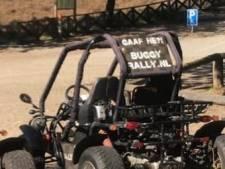 Brutale diefstal: race buggy na pechgeval gestolen tussen Dalfsen en Zwolle