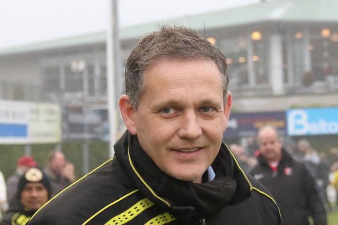 Trainer Dick Boereboom.