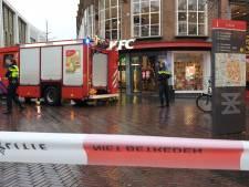 Brandje bij KFC Enschede was in prullenbak op kantoor