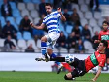 FC Volendam-De Graafschap en NEC-Cambuur op zondagmiddag