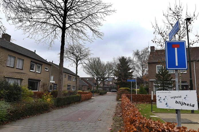 Het is nu nog rustig op straat in Katwijk.
