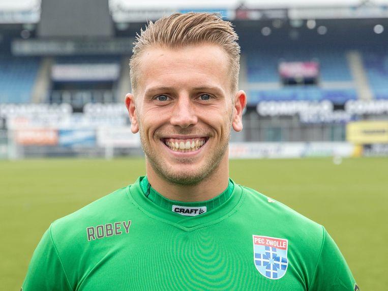 Voor Boy de Jong - een erg sympathieke twintiger - wordt Anderlecht zijn eerste buitenlandse avontuur.