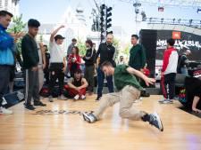 WK Breakdance kan op veel bekijks rekenen op Antwerpse Groenplaats