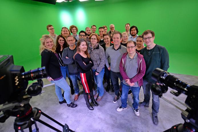 Verslaggevers van de Newsroom