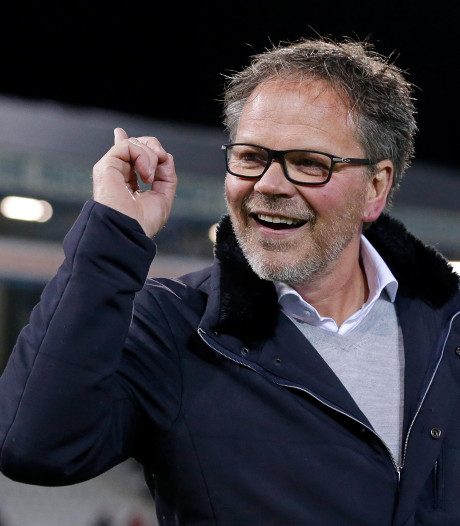 Henk de Jong is ambitieus: 'Met Cambuur terug naar de eredivisie'