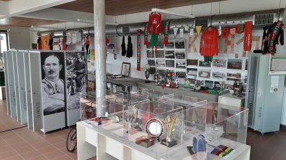 Expo over Herenthoutse topsporters in 't Lindehofke