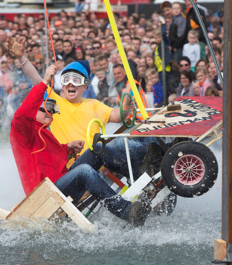 Renswoude ruilt crazy splash in voor crazy cross karts