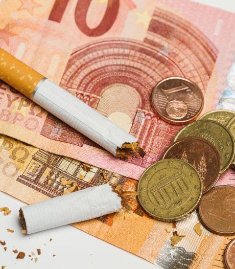 Stoppen met roken kan per jaar ruim 300 euro schelen op je premie