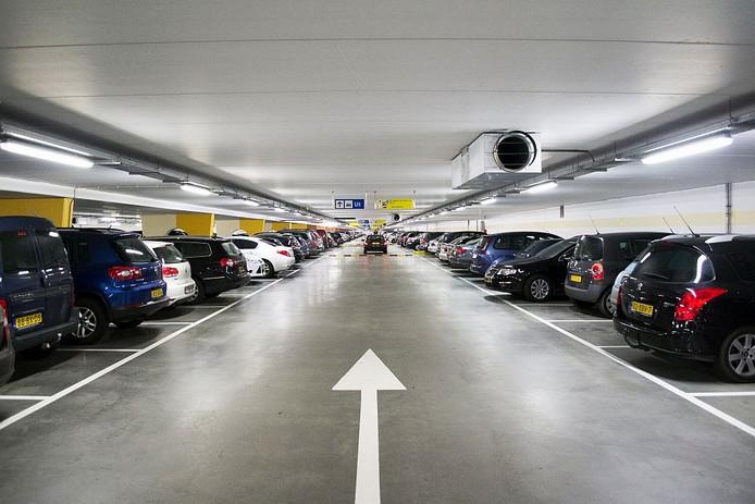 Parkeergarage Paleiskwartier Den Bosch