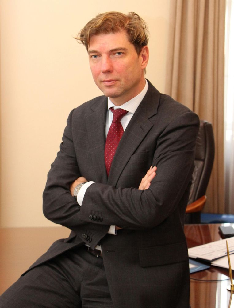 Burgemeester Jeroen Baert (N-VA)